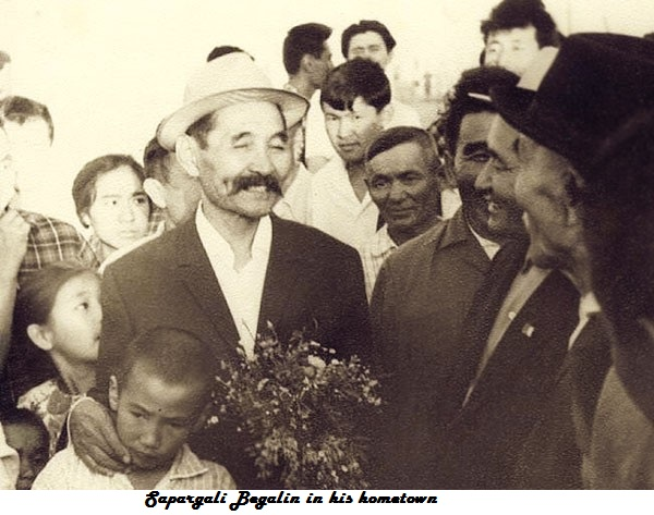 Sapargali Begalin in his hometown.jpg